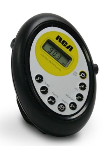 RCA Armband AM FM Radio
