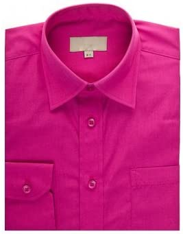 Vianni - Camisa - Clásico - Manga Larga - para niño rosa Rosa ...