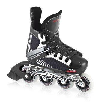 Bladerunner by Rollerblade Dynamo Jr Size Adjustable Hockey Inline Skate