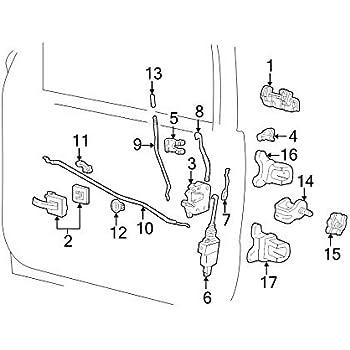 2000 Ford Taurus Oem Parts Diagram