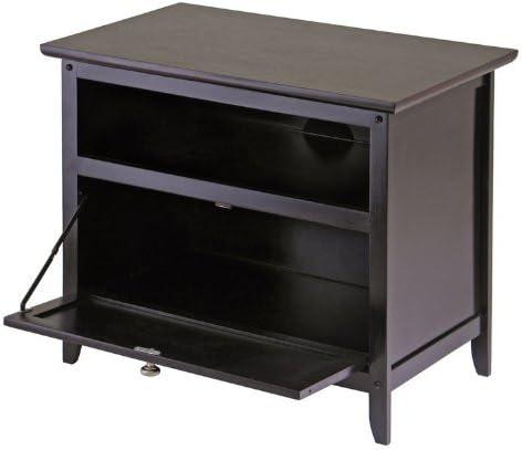 Dark Espresso Zara TV Stand