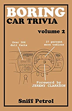 Boring Car Trivia volume 2