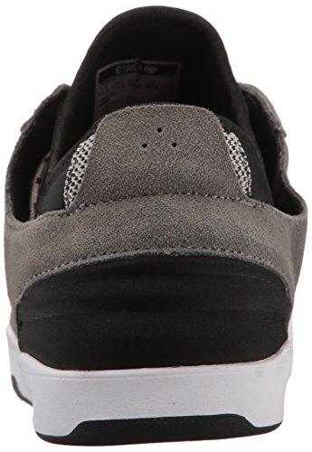 buy cheap brand new unisex cheap big sale C1RCA Men's Salix Surefit Ultraflex Fusion Grip Skate Shoe Trainers Charcoal/Black discount top quality for sale cheap real low price fee shipping for sale osR9j8t