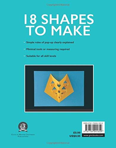 Pop-Up Design & Paper Mechanics: 18 Shapes to Make