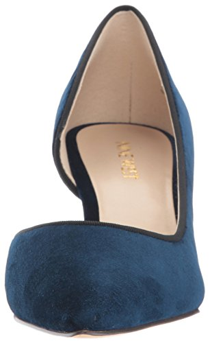Nine West Women's Sarinda Fabric Pump Navy cheap browse for nice online cheap prices authentic oDObr