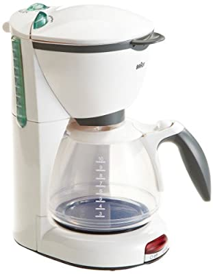 Theo Klein Braun Toy Coffee Maker by Flat River Group