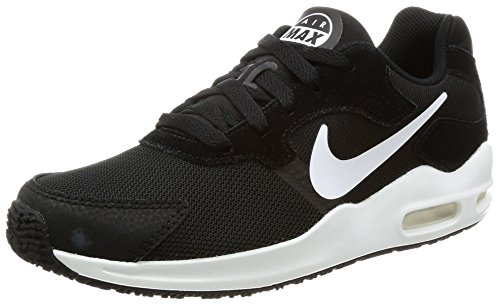 Nike Ladies Air Max Guile Scarpe Da Corsa Multicolore (nero / Bianco)
