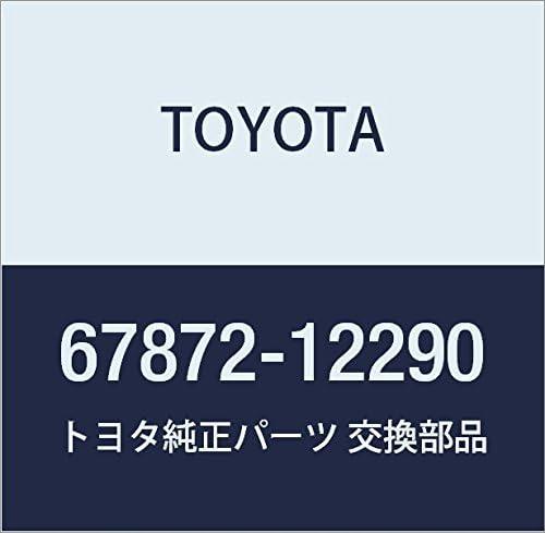 Genuine Toyota Parts Weatherstrip Rr Doo 67872-12290