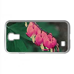 Bleeding Hearts Watercolor style Cover Samsung Galaxy S4 I9500 Case (Flowers Watercolor style Cover Samsung Galaxy S4 I9500 Case)