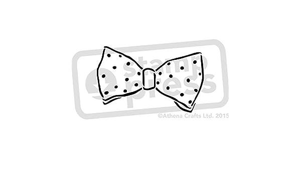 A4 Corbata de Moño Plantilla de Pared / Estarcir (WS00013801 ...