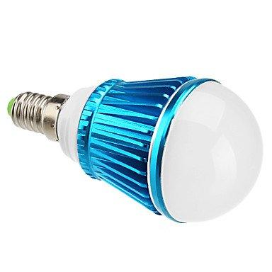 Bombillas Globo graduable blanco cálido a E14 3 W 3 LED de alta potencia 270 lm 3000 K K AC 100 - 240 V: Amazon.es: Iluminación