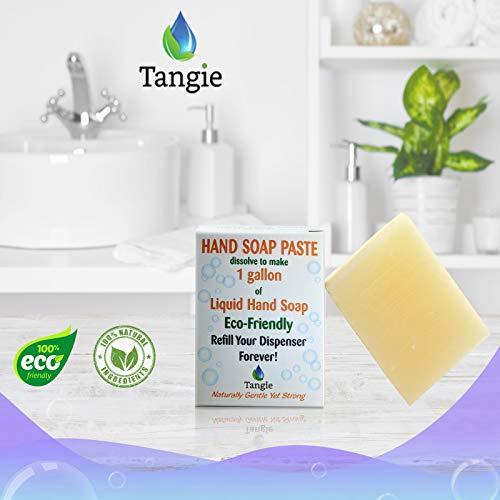 Tangie LLC Organic Natural Hand Soap Bar- Vegan Zero Waste Bar