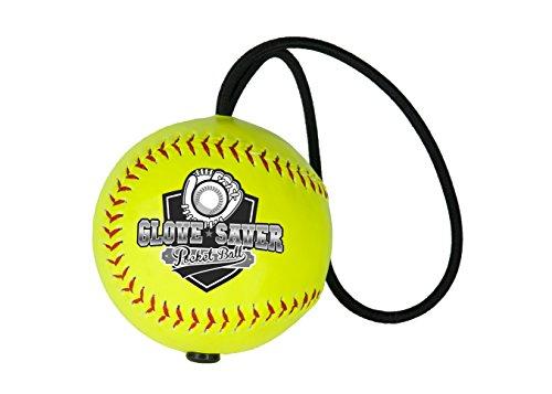 The Original Glove Saver Pocket Ball (Yellow, 12 inch) Ball Saver