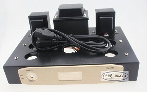 EL34 terminación única Clase A puro amplificador de válvulas Kit Röhrenverstärker HIFI DIY12W * 2: Amazon.es: Electrónica