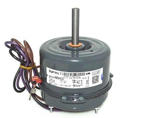 - GE Condenser FAN MOTOR 1/6 HP 208-230v 5KCP29BCA010AS