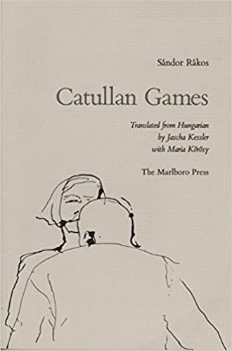 Book Catullan Games