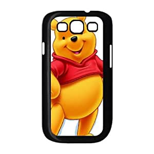 Samsung Galaxy S3 9300 Cell Phone Case Black Winnie the Pooh0 Protective Unique Phone Case Cover CZOIEQWMXN18922