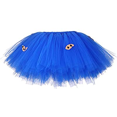 Tutu Dreams Tutu Skirts for Girls 1-14Y Handmade Puffy Skirts Holiday Recital Dance Ballet Dress Up: Clothing
