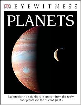 Image result for planets DK eyewitness book