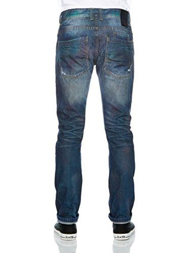 One Green Elephant - Jeans - Homme Bleu bleu M