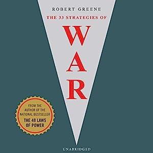 33 Strategies of War Hörbuch