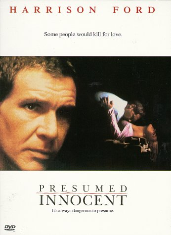 Amazon.com: Presumed Innocent: Harrison Ford, Raul Julia, Greta Scacchi,  Brian Dennehy, Bonnie Bedelia, Paul Winfield, John Spencer, Joe Grifasi, ...
