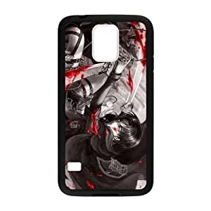 Attack On Titan Custom Design Samsung Galaxy S5 Hard Case Cover phone Cases Covers