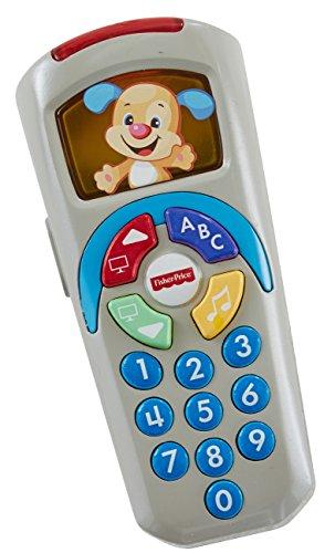 41SDBpP94eL - Fisher-Price Laugh & Learn Puppy's Remote