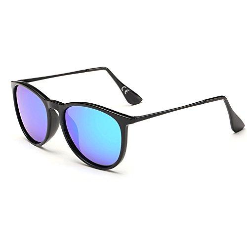 para Hielo sol Gafas mujer de AMZTM Azul wzaqtx