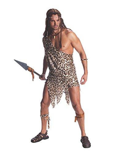 Rubie's Costume Edgar Rice Burroughs Tarzan Adult Tarzan Costume, Standard Color, Standard -