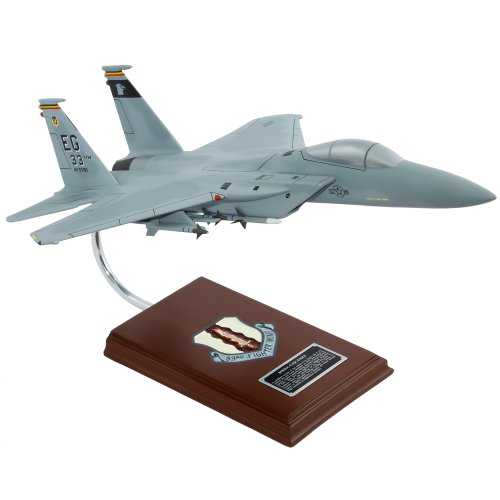 Mastercraft Collection Boeing F-15C Eagle USAF Model, used for sale  Delivered anywhere in USA