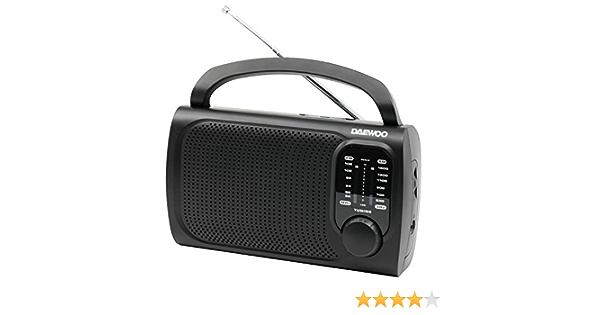 Daewoo DRP-19 DBF076 - Radio: Amazon.es: Electrónica