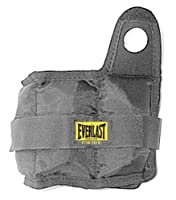 Everlast 2lb Pair Ankle/Wrist Weights (1lb each)