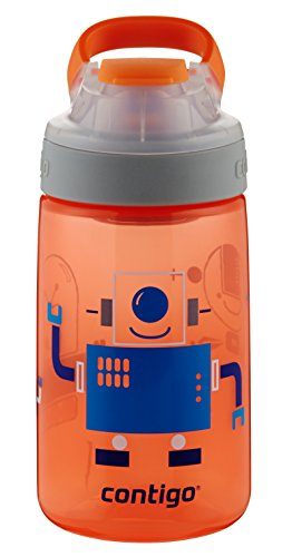 robot water bottle - 3