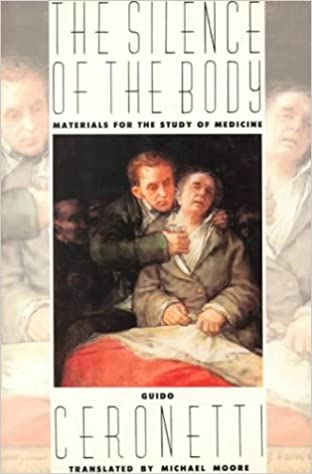 Image result for Guido Ceronetti, The Silence of the Body: