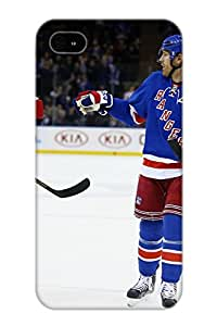 First-class para Series For iphone 4/4S de doble protección antivicio New York Rangers Hockey LNH 23 Ijatfo-5478-xagrdbp