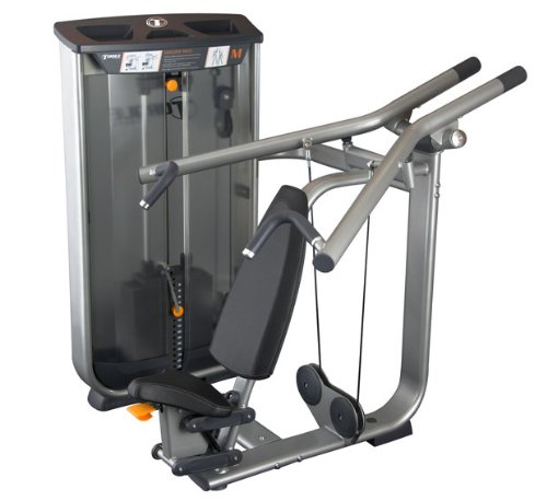 Torque Fitness M8 Circuit Series Commercial Shoulder Press Machine with Selectorized Weight Stack by Ironcompany.com