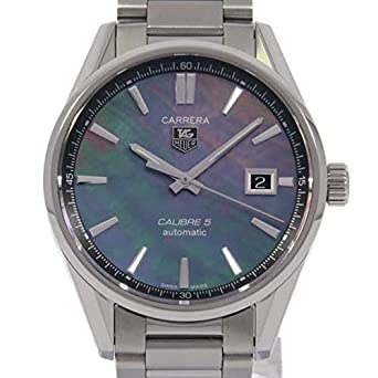 release date 2087a 08131 Amazon | [タグホイヤー] TAG HEUER カレラ・キャリバー5 ...