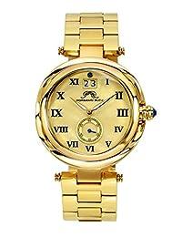 Porsamo Bleu South Sea Stainless Steel Gold Tone Women's Watch 103BSSS
