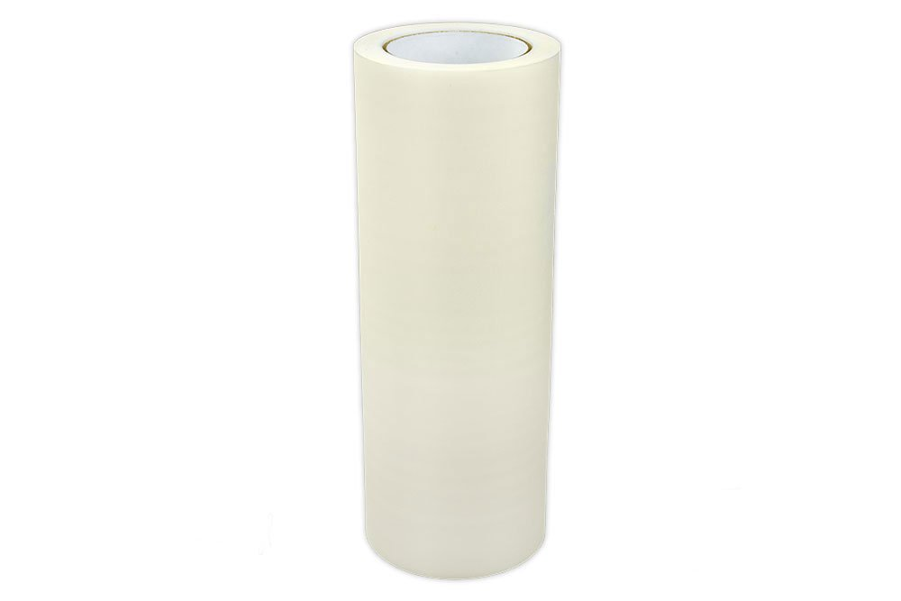 Expressions Vinyl - 12in. x 100ft. Opaque/Transparent Transfer Tape Roll - Perfect Transfer Tape for Vinyl - Medium Tack Adhesive Application Tape Works Great with Oracal 651, 631 and Cricut Vinyl by Expressions Vinyl