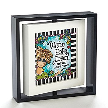 Enesco Wish/Hope/Dream Frame, 6