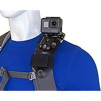 STUNTMAN Pack Mount - Shoulder Strap Mount for Action Cameras