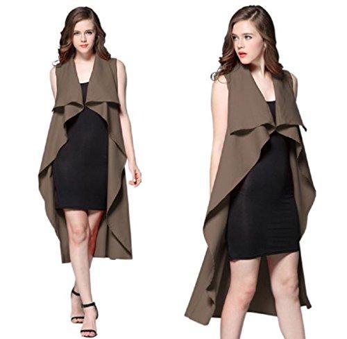 gillberry-women-solid-color-windbreaker-sleeveless-coat-polyester-jacket-xl-brown