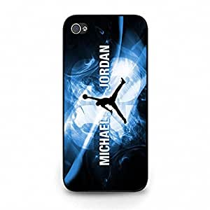 Charming Design Luxury Jordan Logo Cover Case for Iphone 5c Modish Sportswear Series Phone Case