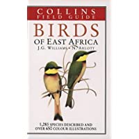 A Field Guide to the Birds of East Africa (Collins Pocket Guide)