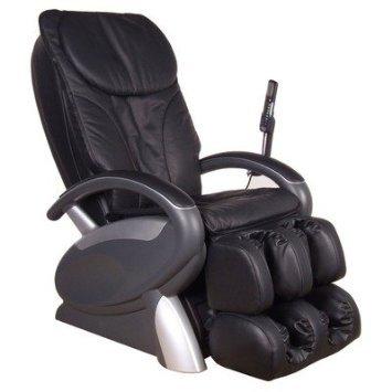 6020 Robotic Shiatsu Massage Chair Color: (Robotic Massage Chair)