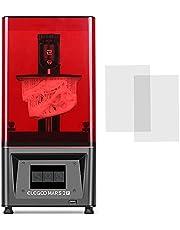 ELEGOO Mars 2 Pro Impressora 3D de Resina Mono MSLA 3D Impressora UV Fotocurante LCD de Resina 3D com LCD Monocromático 2K de 6,08 Polegadas, Tamanho de Impressão 129x80x160 mm/5.1x3.1x6.3 inch