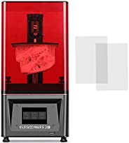 ELEGOO Mars 2 Pro Impressora 3D de Resina Mono MSLA 3D Impressora UV Fotocurante LCD de Resina 3D com LCD Mono