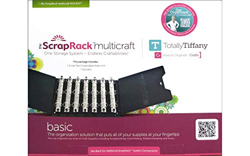 Totally-Tiffany B1109 Scrap Rack Multi Craft Base Unit, 15 by 13 by 7-Inch - Extender Base Unit