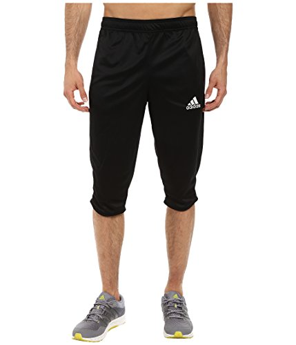 adidas Performance Men's Core 15 Three-Quarter Pants, Black, Medium ()